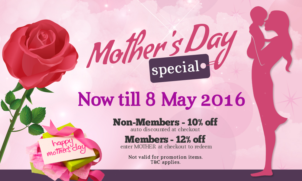 2016 Mother's Day Special