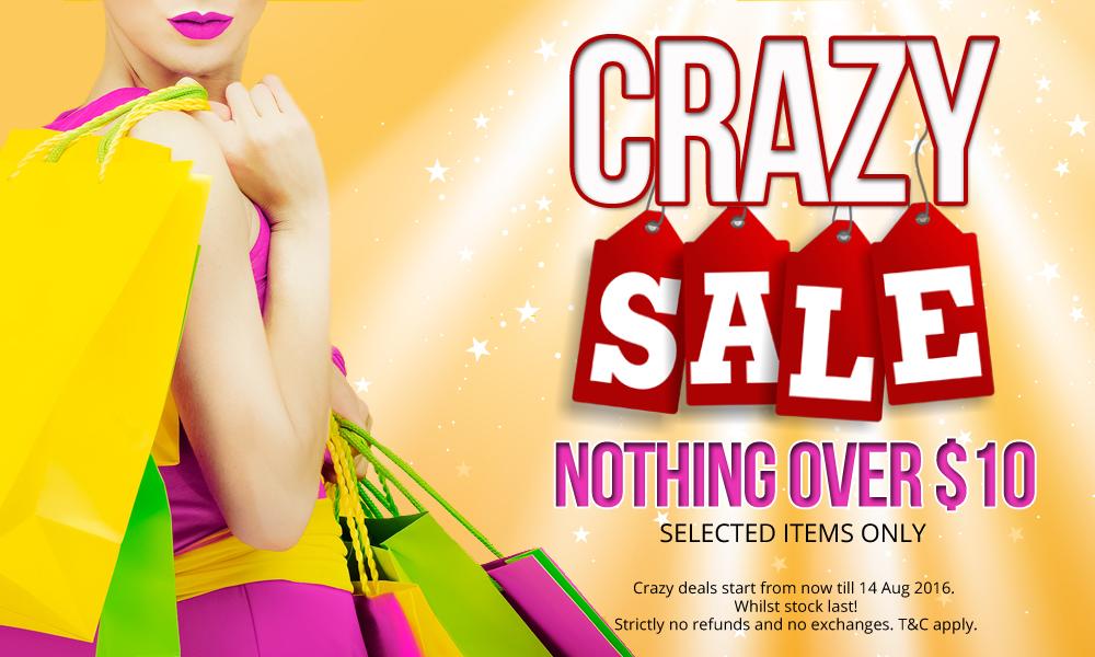 2016 Crazy Sale
