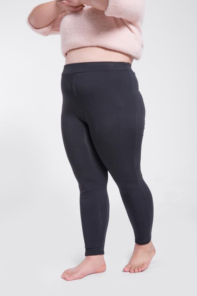 Plus Size Cotton Leggings