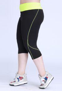 3bcc3906303 Plus Size Women Sport Studio Capri