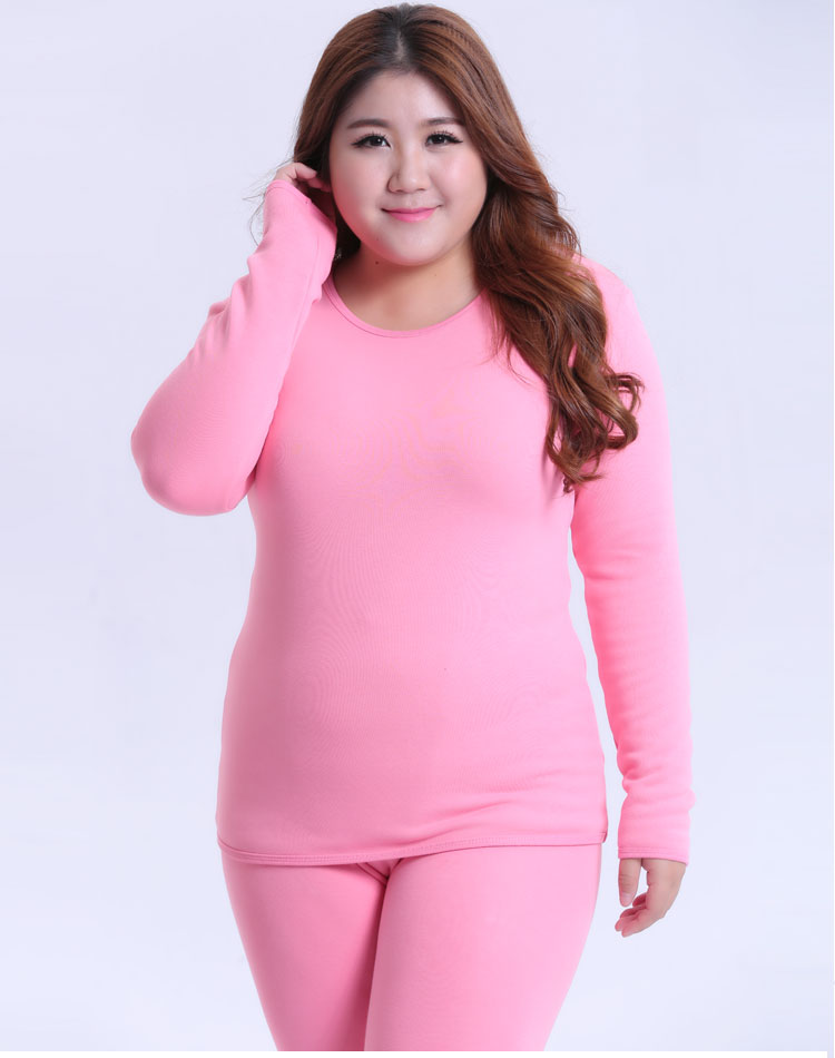 Plus Size Women's Thermal Underwear