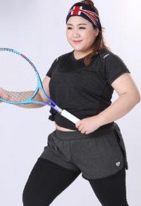 410e28ac336 Plus Size Women Studio Sport Wear Essential